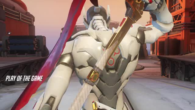 Watch and share Overwatch GIFs and Genji GIFs on Gfycat
