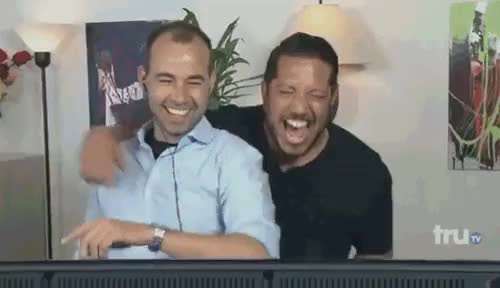 Watch and share Impractical Jokers GIFs and Only If It's Fresh GIFs on Gfycat