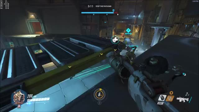 Watch and share Overwatch GIFs by cdmoon on Gfycat
