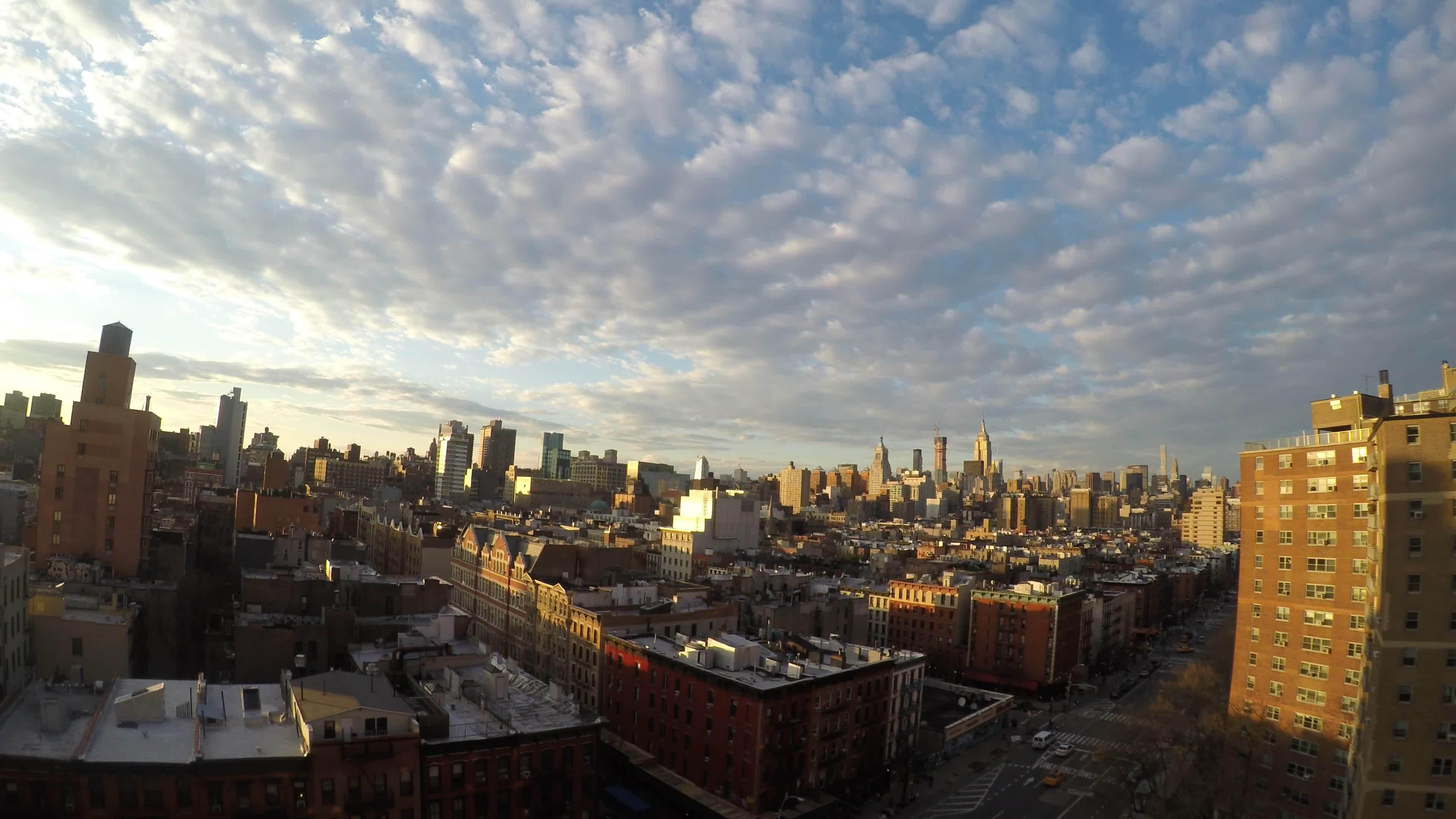 NYC, gopro, timelapse, NYC Timelapse GIFs