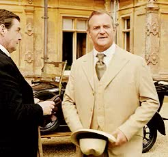 Watch and share Robert Crawley GIFs and Downton Abbey GIFs on Gfycat