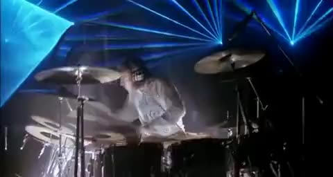 Watch and share Keith Moon GIFs on Gfycat