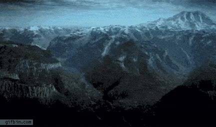 Watch and share Mountains GIFs on Gfycat
