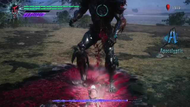 Watch and share Smaller Gif Sample: Dante Air Combo DMCV GIFs by Gaminex on Gfycat