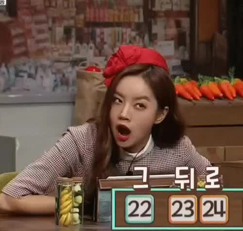 Watch Hyeri Yawn GIF by roni (@fapperonii) on Gfycat. Discover more related GIFs on Gfycat