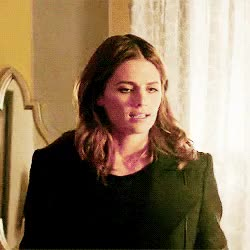 Watch and share Kate Beckett GIFs and Reckoning GIFs on Gfycat