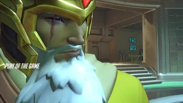 Watch and share Overwatch GIFs and Highlight GIFs by pieter2507 on Gfycat