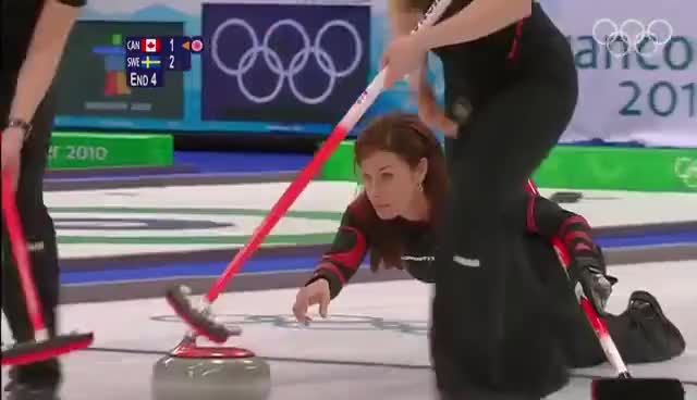 Watch and share Curling GIFs on Gfycat