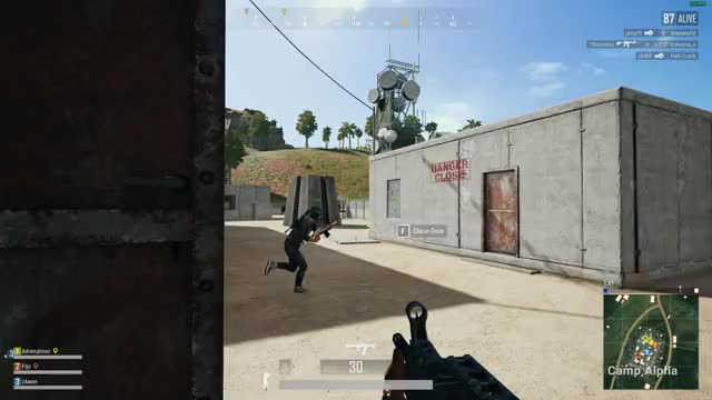 Watch vlc-record-2018-07-07-19h58m51s-PLAYERUNKNOWN GIF on Gfycat. Discover more related GIFs on Gfycat