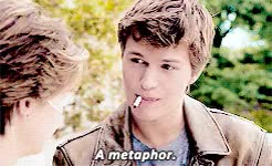 Watch Augustus Waters was a self-aggrandizing bastard. But we forg GIF on Gfycat. Discover more 10k, 15k, 1k, 3k, 5k, 7k, 8*, ansel elgort, augustus waters, gif*, my stuff, tfios movie, tfios spoilers, tfiosedit, the fault in our stars GIFs on Gfycat
