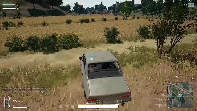 Watch and share PUBG Roadkill.m2ts GIFs on Gfycat