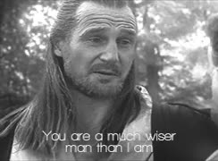 Watch qui gon jinn GIF on Gfycat. Discover more liam neeson GIFs on Gfycat