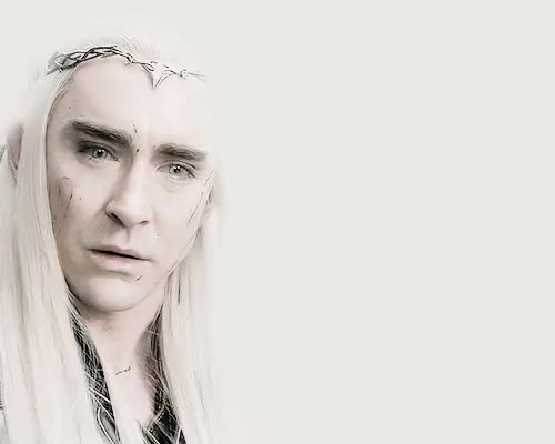Watch wicked GIF on Gfycat. Discover more *mine, hobbitedit, leepaceedit, the hobbit, thranduil GIFs on Gfycat