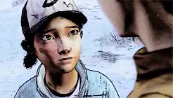 Watch and share Clementine Twdg GIFs and Zombie Meme GIFs on Gfycat
