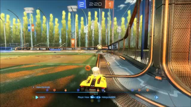 Watch and share Rocket League GIFs by helepolis989 on Gfycat