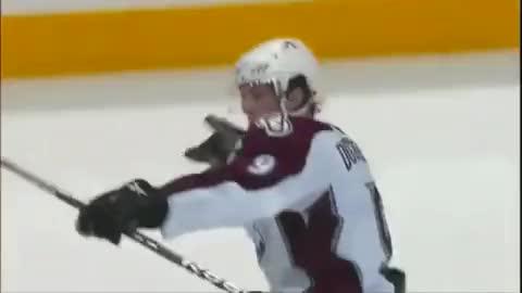 Matt Duchene - Playoff Clinching Goal - Colorado Avalanche