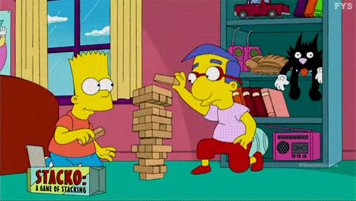 Watch jenga GIF on Gfycat. Discover more related GIFs on Gfycat