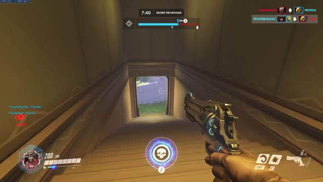 Watch and share Overwatch GIFs and Highlight GIFs by jazzbandit1313 on Gfycat