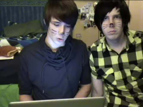 Watch this trending GIF by The Livery of GIFs (@thegifery) on Gfycat. Discover more AmazingPhil, creepy, cyrus, danisnotonfire, glabella, haunted, house, miley, rabbits, shining, stroking GIFs on Gfycat