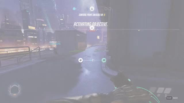 Watch Securing the point GIF by @superrome77 on Gfycat. Discover more Lucio, Overwatch, Video games GIFs on Gfycat