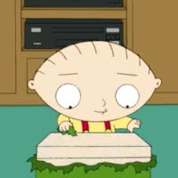 Watch and share Stewie GIFs on Gfycat