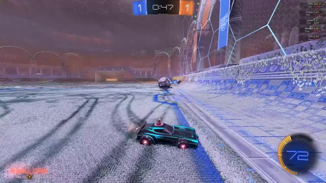 Watch and share Rocket League GIFs and Double Touch GIFs by mighty_pantzz on Gfycat