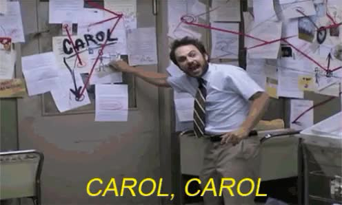 Watch carol charlie GIF on Gfycat. Discover more related GIFs on Gfycat