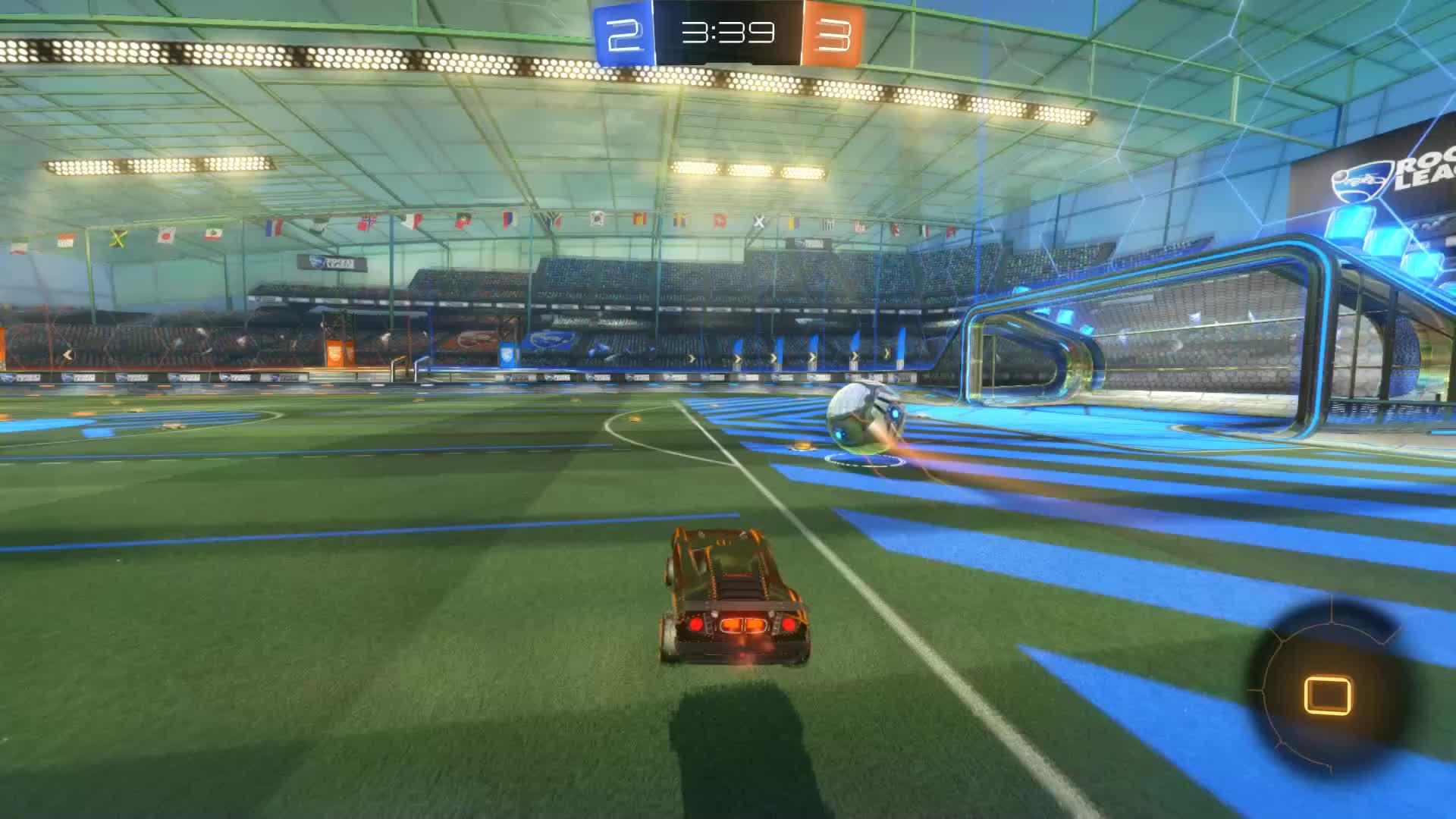 Gif Your Game, GifYourGame, Goal, Rocket League, RocketLeague, Tang, Goal 6: Tang GIFs