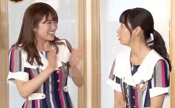 Watch and share Higuchi Hina GIFs and Saito Yuuri GIFs by popocake on Gfycat
