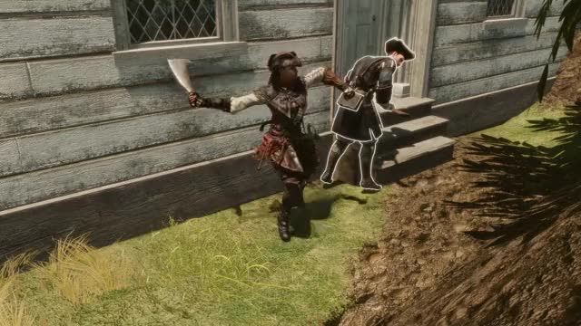 Watch and share Ac Liberation GIFs and Aveline GIFs by Treviso on Gfycat
