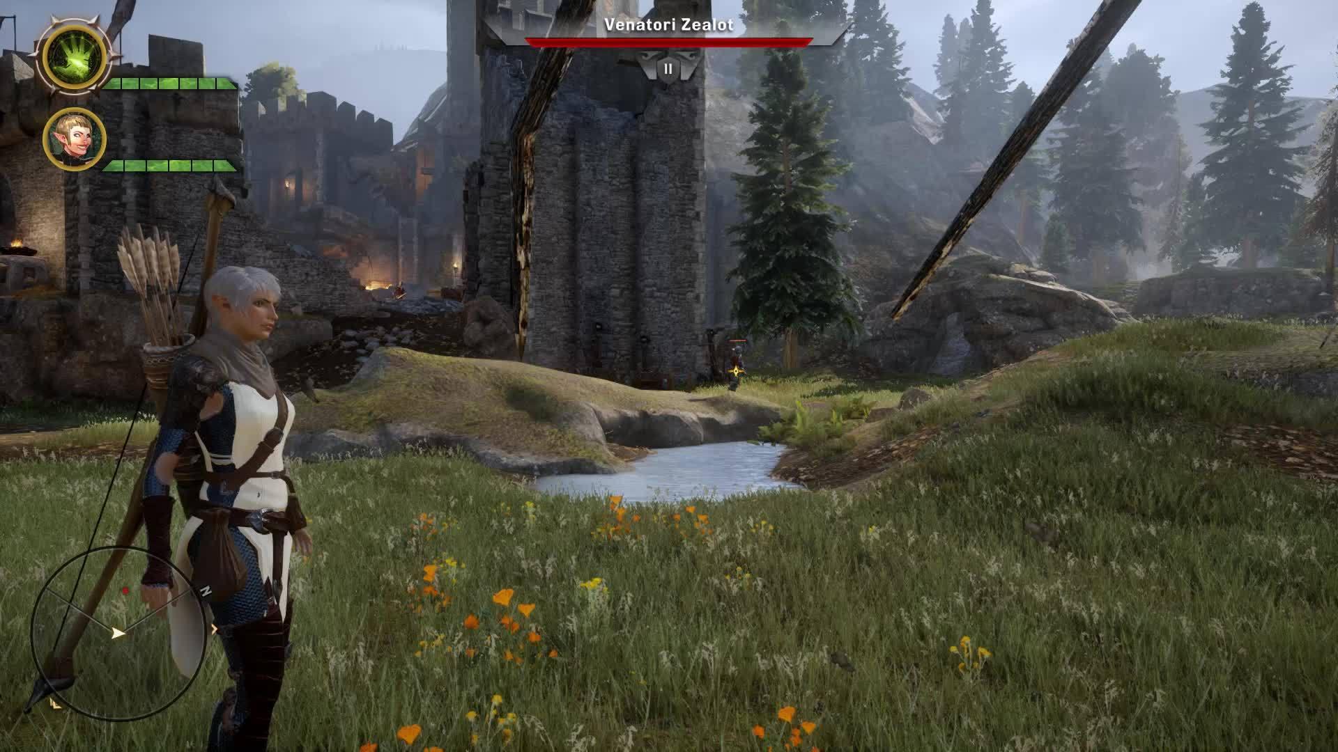 dragonage, DA:I Arrow problem GIFs