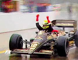 Watch and share Ayrton Senna GIFs and Formula One GIFs on Gfycat