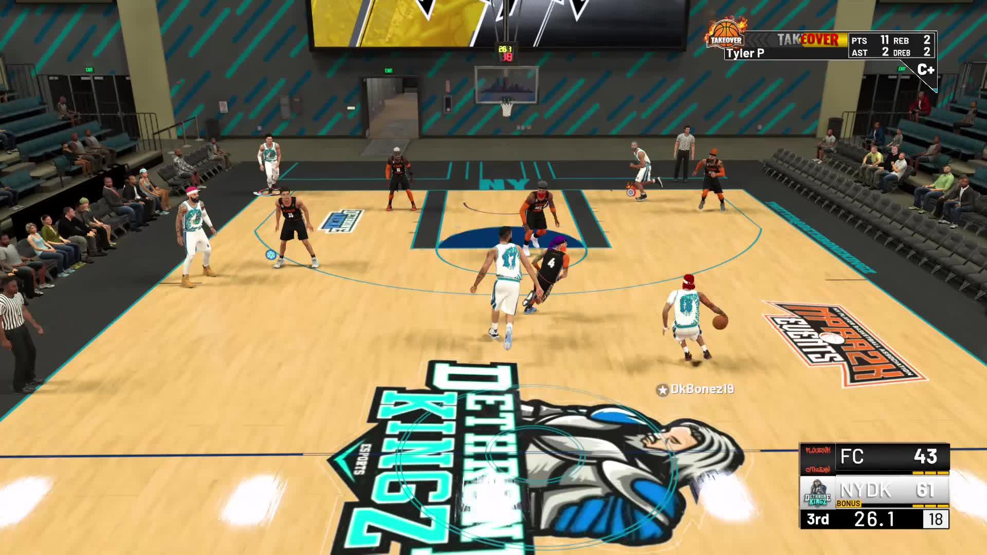 NBA2K19, TyIer P, xbox, xbox dvr, xbox one,  GIFs