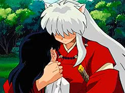Watch and share Inuyasha GIFs and Inukag GIFs on Gfycat