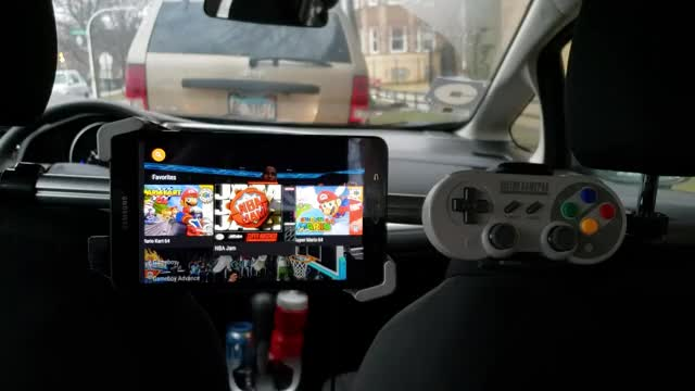 Best Uber Ever Driver Installs Gaming Console For Riders Twistedsifter