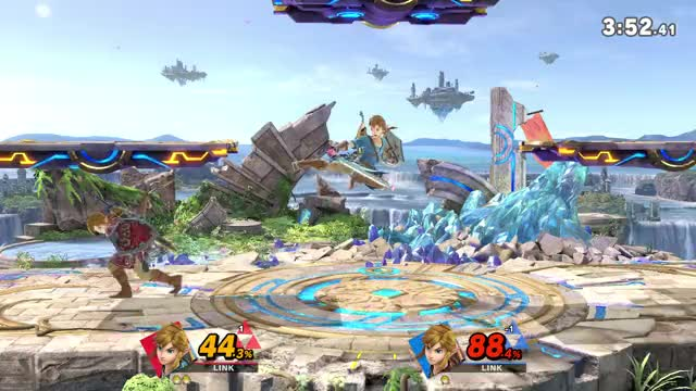 Watch and share Bomb Recovery To Other Ledge GIFs by Arrow on Gfycat