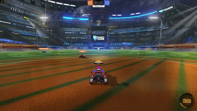 Watch and share Rocket League GIFs by Aero on Gfycat