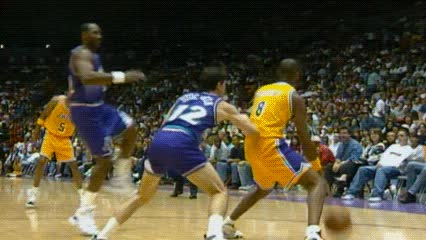 date unknown, Kobe Bryant — Los Angeles Lakers GIFs