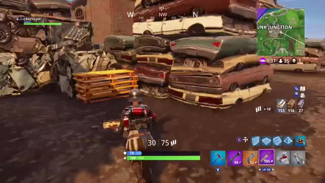 Watch and share Cr4zyeyes GIFs and Xbox Dvr GIFs by Gamer DVR on Gfycat