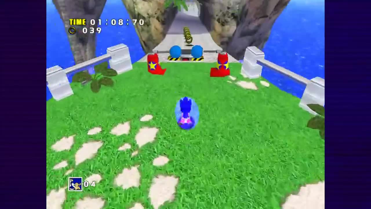 Sonic Adventure Dx Gifs Search | Search & Share on Homdor