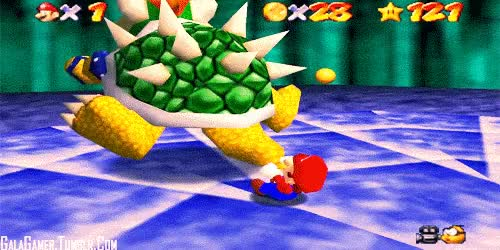 Watch Bowser GIF on Gfycat. Discover more related GIFs on Gfycat