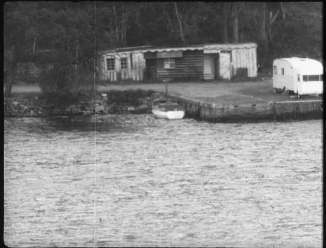 Watch and share Test Clip Of Temple Pier From LNI Strone Camera - 1960's. Range Is About 1090 GIFs on Gfycat
