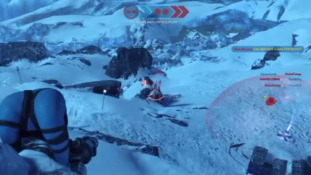 Watch Star Wars Battlefront - Premature Celebration GIF on Gfycat. Discover more ps4share, sony interactive entertainment, starwarsbattlefront GIFs on Gfycat