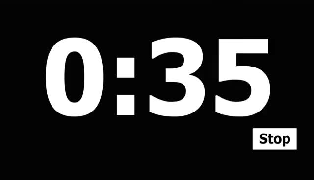 Watch 10 Minute Countdown Timer Gif On Gfycat Discover More Related Gifs On Gfycat