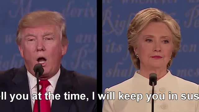 Watch and share Donald Trump GIFs and Debate GIFs on Gfycat