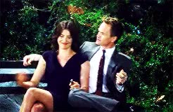 Watch legendary GIF on Gfycat. Discover more barney stinson, barney x robin, cobie smulders, himym, how i met your mother, neil patrick harris, nph, robin scherbatsky, robin sparkles, swarkles, swarley GIFs on Gfycat