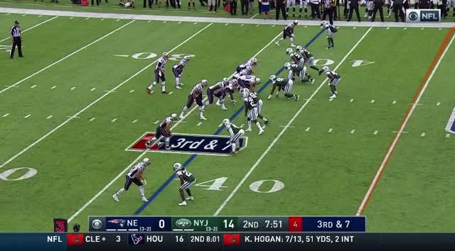 Watch and share 9 Brady To Amendola 17yd GIFs on Gfycat