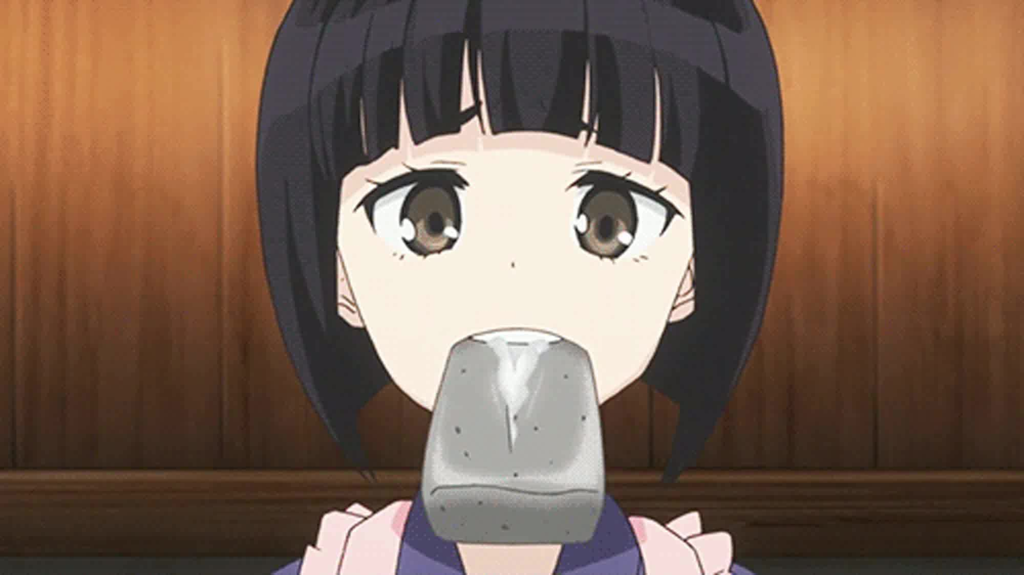 brokenanimegifs, Broken Shimoneta part 2 GIFs