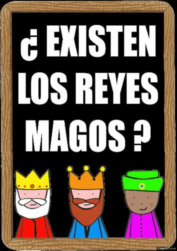 Watch and share LOS REYES MAGOS SÍ EXISTEN GIFs on Gfycat