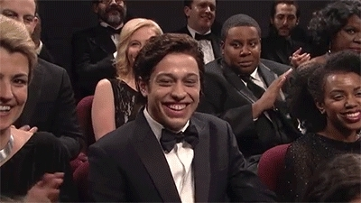 kenan thompson, pete davidson, saturday night live, snl,  GIFs